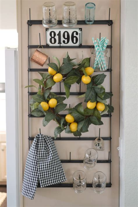 fascinating lemon decor ideas    cheap