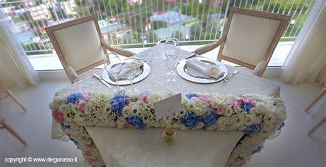 addobbi tavolo sposi addobbi tavolo sposi fotografo matrimonio napoli diego