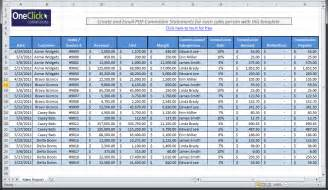 Excel Payroll Template by Free Excel Templates For Payroll Sales Commission