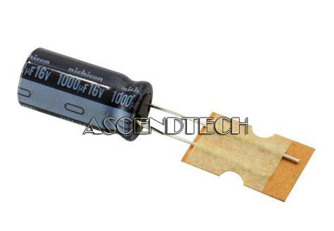ultracapacitor impedance 5pcs nichicon hm series 1000uf 16v 105 176 c radial aluminum electrolytic capacitors ebay
