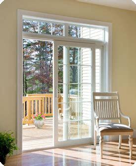 Patio Door With Transom by Certified Door And Window Contractor In Ma