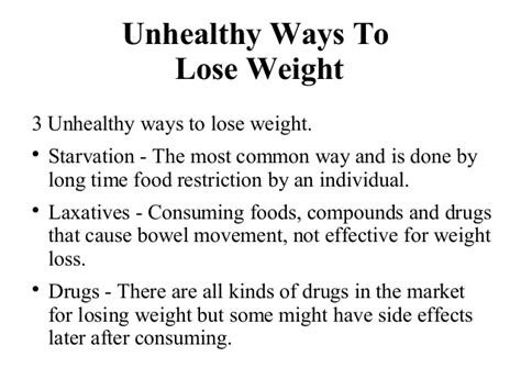 10 Safest Ways To Lose Weight by 10 Ways To Lose Weight Pathway