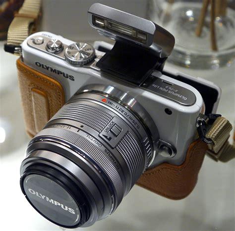 Kamera Mirrorles Olympus Pen Lite Epl3 olympus pen lite e pl3 on preview