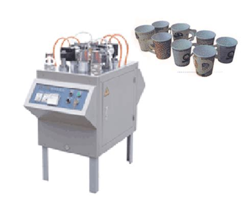 Paper Cups Machine - lbz 12 paper cup handle adhesive machine cup handle
