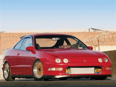 acura integra 1995 acura integra gsr jvt racing intercooler honda
