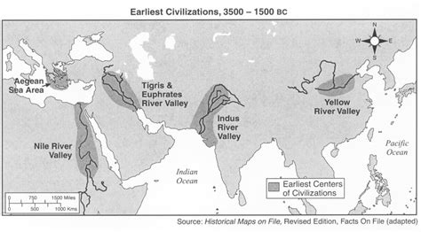 world map river valley civilizations unit i the ancient world civilizations belief systems