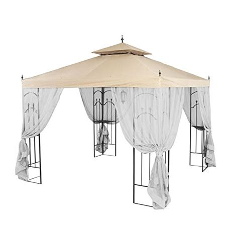 hton bay pergola replacement canopy arrow gazebo 28 images garden winds replacement canopy