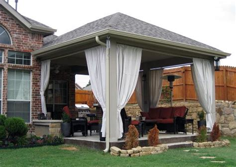 roof patio 4 types of patio roofing ideas 4 homes