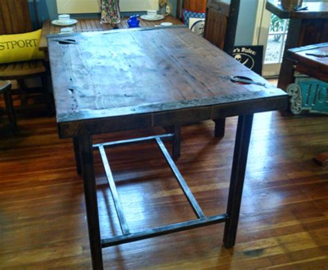 nautical furniture style dining tables