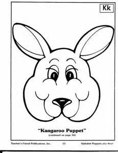 Kangaroo Puppet Template by Kangaroo Puppet 2 2 Teatro