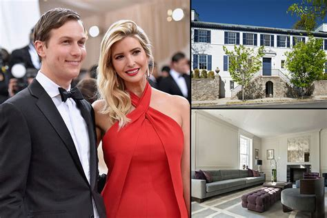 pics ivanka trump jared kushner s dc mansion see inside of beautiful home hollywood life ivanka trump jared kushner reportedly buy 5 6 million