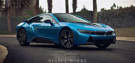 bmw i8 stanced i8 pictures by stanceworks
