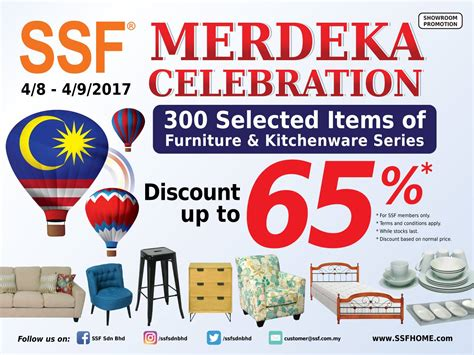 ssf furniture kitchenware sale up to 65 discount