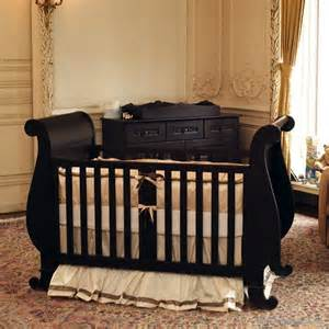 Sleigh Bed Crib Bratt Decor Chelsea Sleigh Crib In Espresso