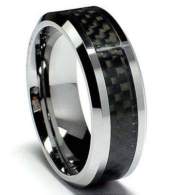 8mm s tungsten carbide ring wedding band w carbon