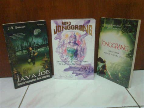 Buku Novel Roro Jonggrang lamunyata kebangkitan genre fantasi di indonesia