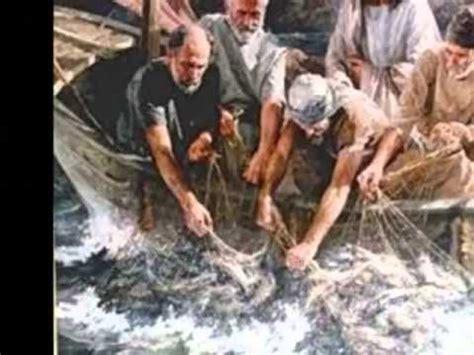 imagenes de la pesca milagrosa la pesca milagrosa youtube