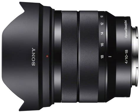 Sony E 10 18mm F4 Oss Resmi Pt Sony Indonesia sony 10 18mm f 4 oss e mount wide angle zoom lens new