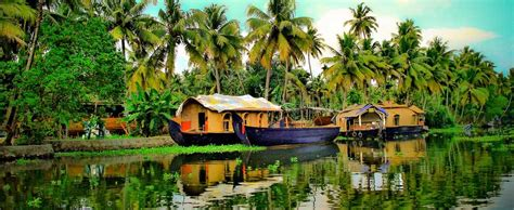 kerala boat house for honeymoon unexplored exotic honeymoon destinations in india