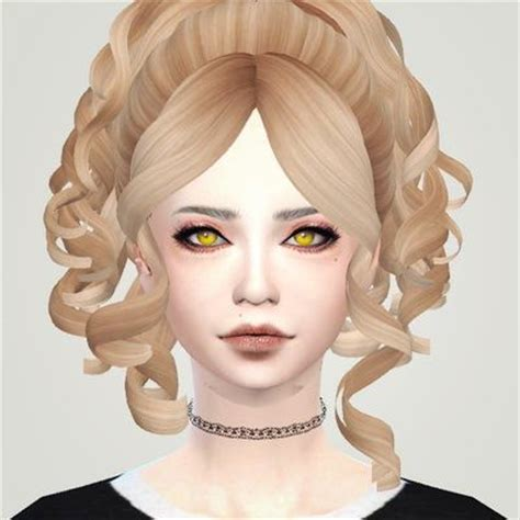 1800s hairstyles for sims 3 liahxsimblr alexandrasine curved bob decayclown me me me