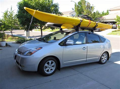 Prius Rack by Anyone Here Drive A Prius With Either A Roof Rack Or Hitch