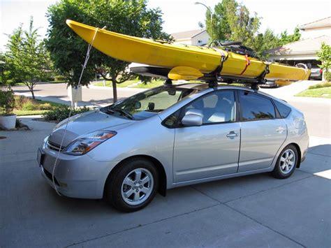 Prius Kayak Rack by Prius Clip Racks