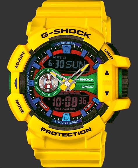 Gshock Ga 400 g shock watches classic