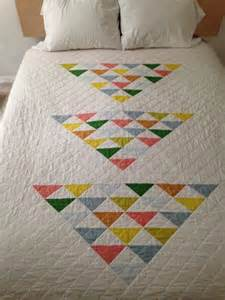 Modern Flying Geese Quilt Pattern by Modern Quilt Pattern Simple Geometric Design By Brigitgail