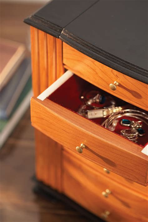 jewelry box woodworking plans woodshop plans
