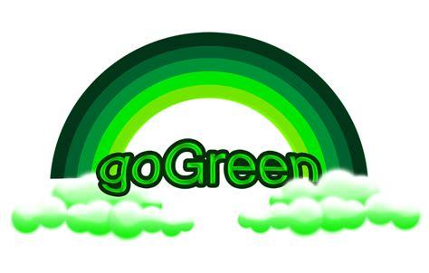 Rainbow Green go green drawing 183 free image on pixabay