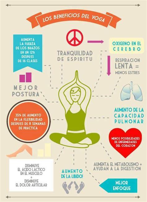 imagenes de yoga beneficios los beneficios de practicar yoga infograf 237 as y remedios