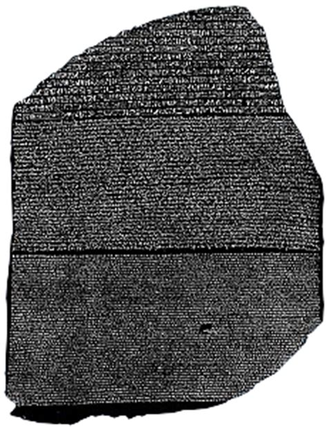 rosetta stone deciphered the world s first passenger railway service