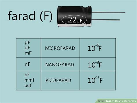 1 nanofarad ceramic capacitor how to read a capacitor how to do it