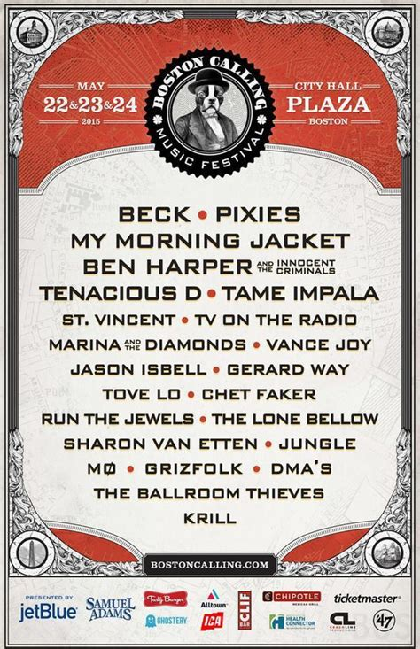 heres boston callings spring 2016 lineup boston calling reveals lineup for spring 2015 festival