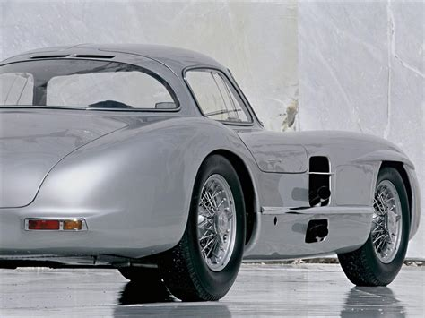 1955 mercedes 300 slr uhlenhaut coupe review