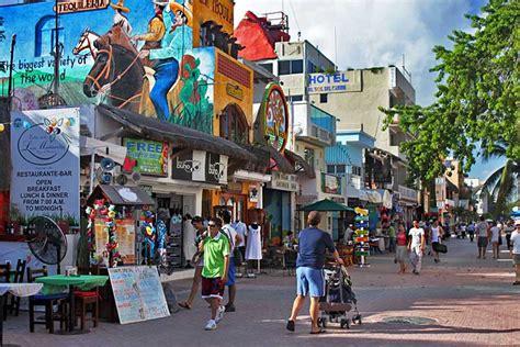 PHOTO: Playa del Carmen, Yucatan Peninsula, Mexico
