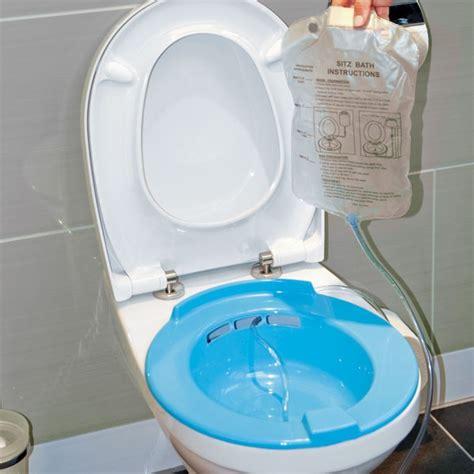 bidet sitz bidet sitzbad toilette aufsatz intimpflege - Bidet Sitzbad
