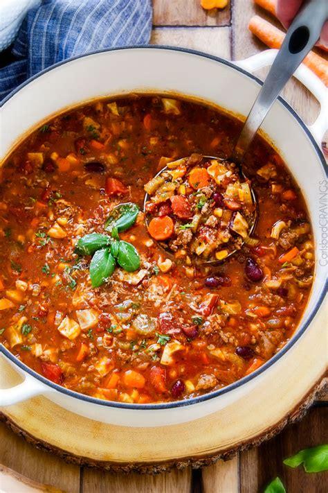 tomato garden vegetable soup italian vegetable soup carlsbad cravings