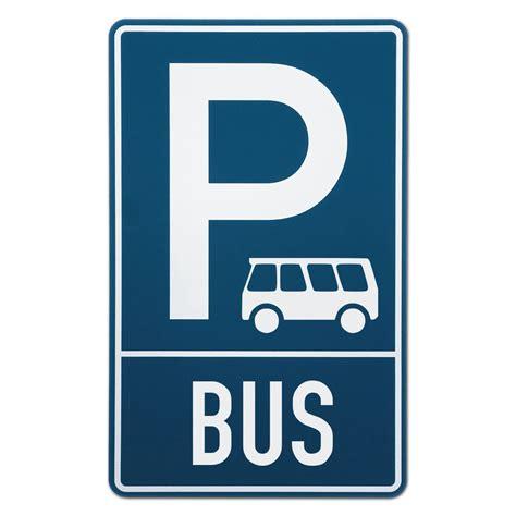 Bauhaus Aufkleber Zahlen by Parkplatzschild Aus Aluminium F 252 R Busparkplatz