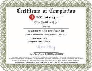 Certificate Template Companies House by Certificates And Hale Construction Palmer