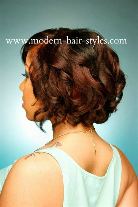 bob cut roller sets black short hairstyles pixies quick weaves texturizers