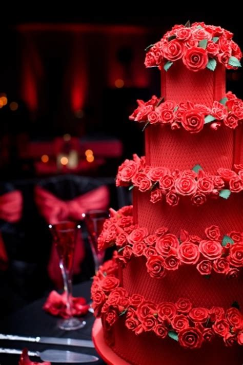 themes for rose day 23 red rose wedding ideas perfect for valentine s day