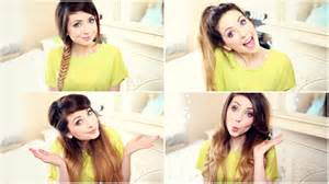Galerry hairstyle zoella