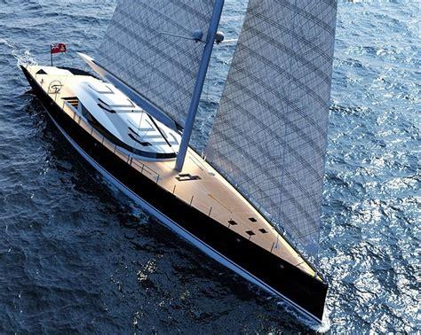 mega sloep the sloop sailboat concept will conquer the seven seas