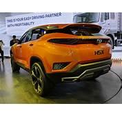 Tata H5X Concept Rear Three Quarters Left Side At Auto