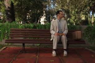 forrest gump s 20th anniversary re release flavorwire - Forrest Gump On Bench
