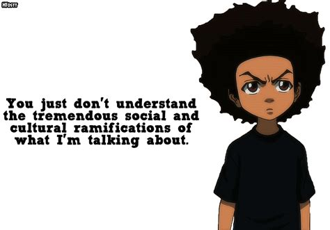 Riley Freeman Memes - boondocks meme huey www imgkid com the image kid has it