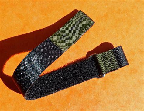 Velcro The omega nasa velcro 20mm bracelet for omega