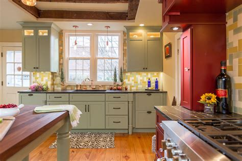 design elements creating style through kitchen 1800 s historical farmhouse new england design elements