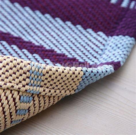 Washable Cotton Rugs by Senhot Anti Slip Washable Cotton Floor Rug 60 130 Sygmall